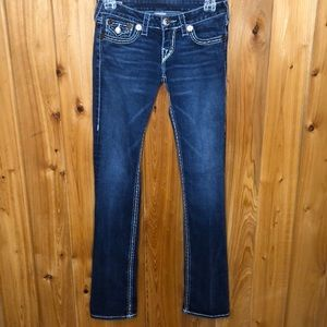 True Religion Billy Big T Bootcut Jeans Size 26